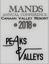 MANDS Conference 2018 Peaks & Valleys